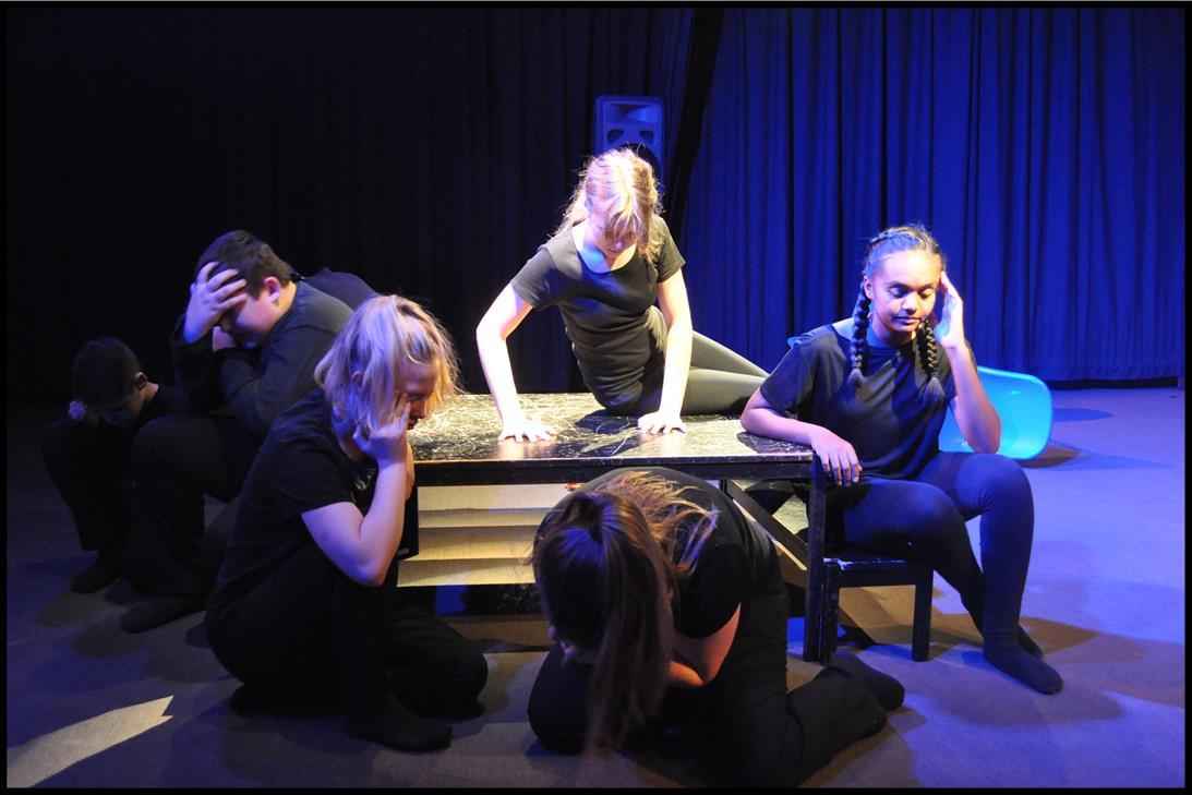 Drama KS4 – The Polesworth School